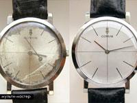 Полировка часов своими руками