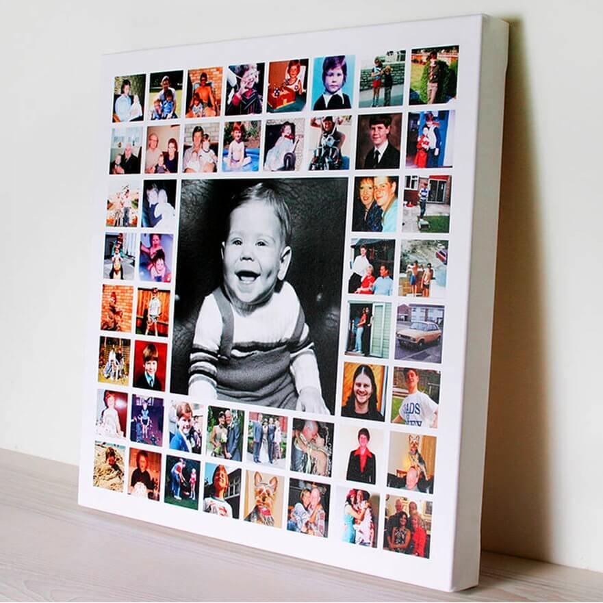 Печать открытка из фотографий с днем рождения заказать в волгограде